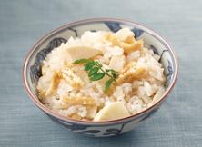 タケノコのたきこみご飯
