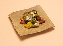 焼き野菜の彩りマリネ