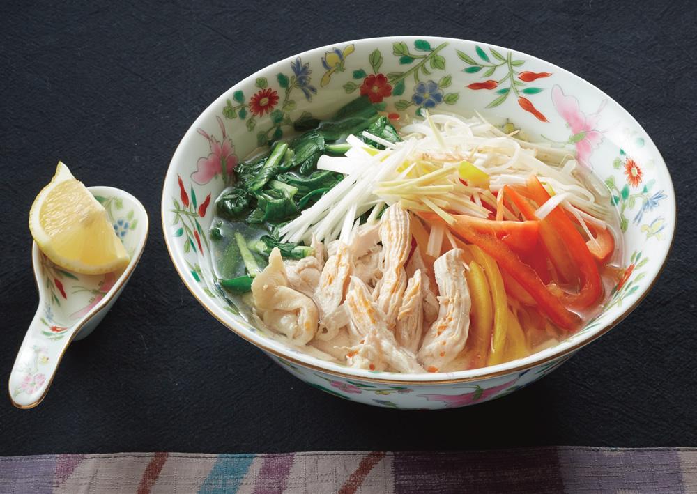 ベトナム風冷麺(フォー)