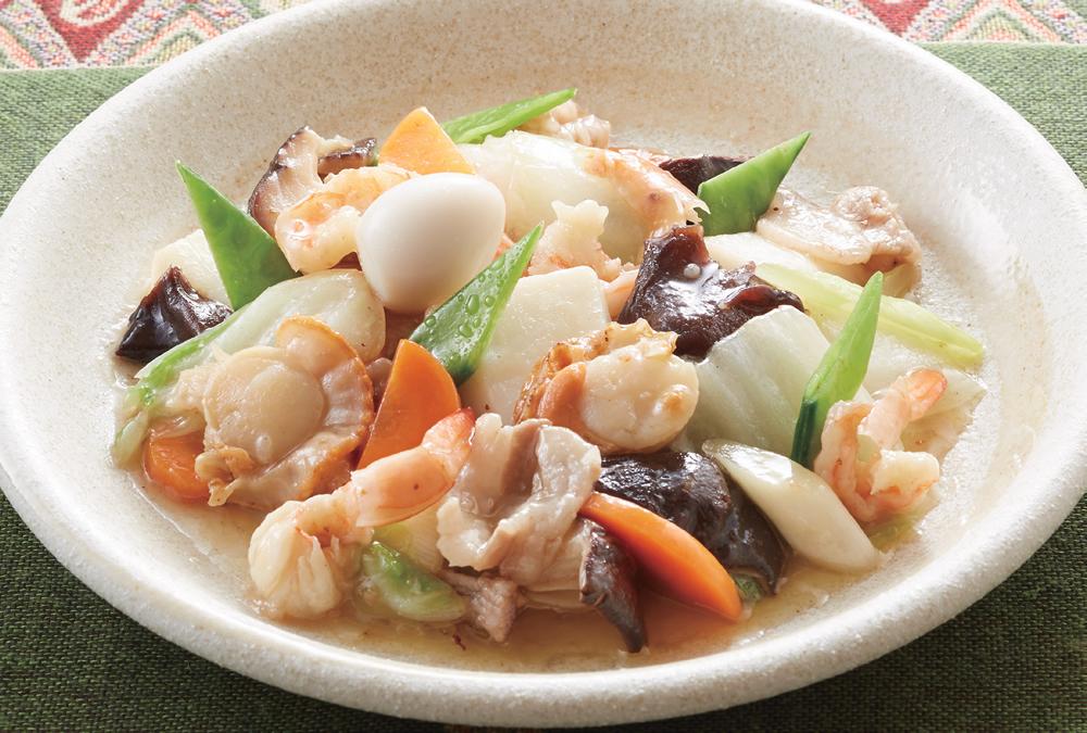 海鮮八宝菜